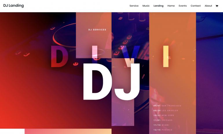 多伦多网页设计风格借鉴,25款总有一款适合你!
