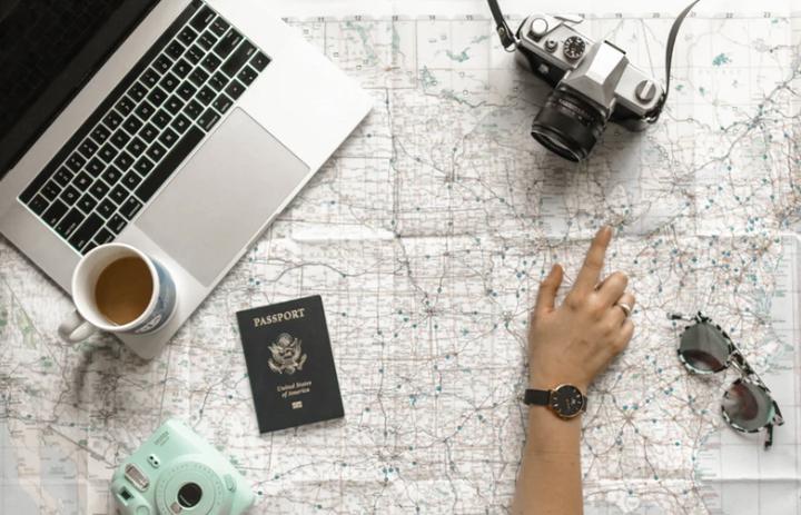 旅行社网页