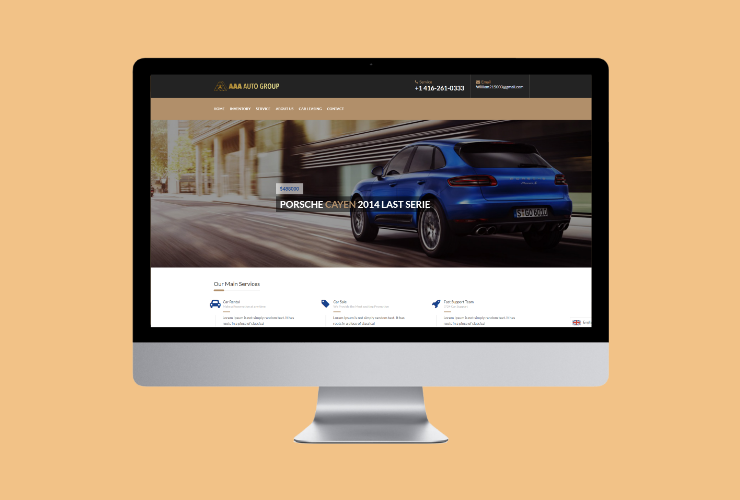 多伦多网站设计aaa